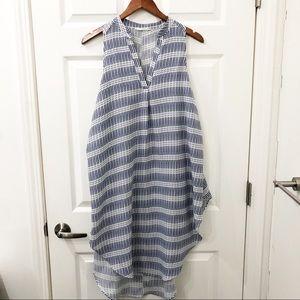 Lush long top/dress. Size Medium